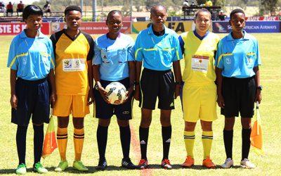 SAFA Women's U19 Inter-Provincial Tournament gets underway