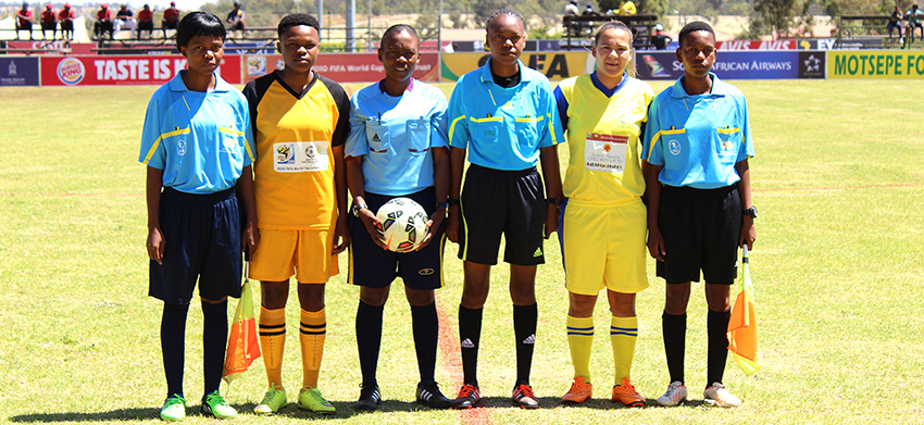SAFA Women's U19 Inter-Provincial Tournament gets underway