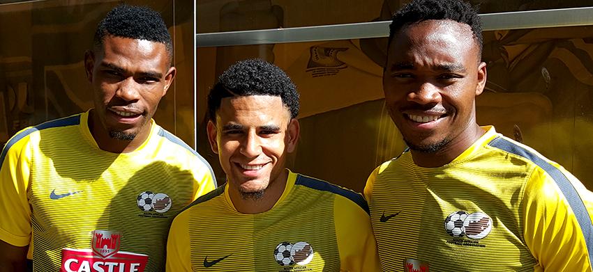 Bafana Bafana mentally ready for Burkina Faso challenge
