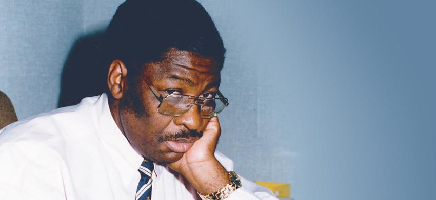 SAFA mourns late Lawrence 'Big Bear' Ngubane
