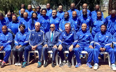 Development Coaching Course commence at National Technical Centre