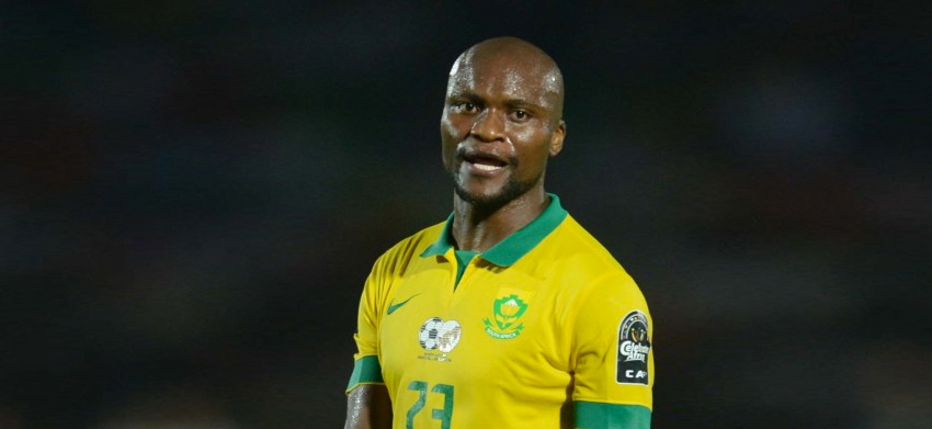 Tokelo Rantie released from Bafana Bafana camp
