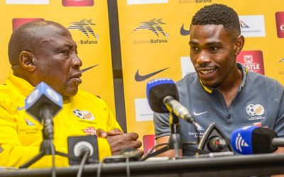 Bafana Bafana ready for Black Stars of Ghana