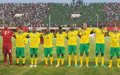 Major changes to Bafana Bafana starting 11 against Ghana