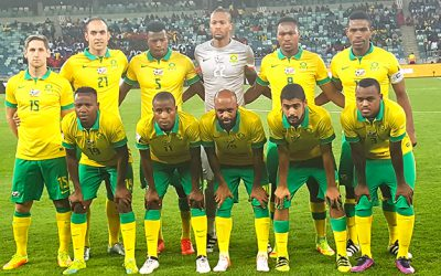 Bafana Bafana, Ghana draw in exciting friendly international