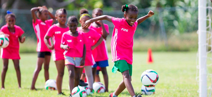 FIFA Administration course – Empowering women in football