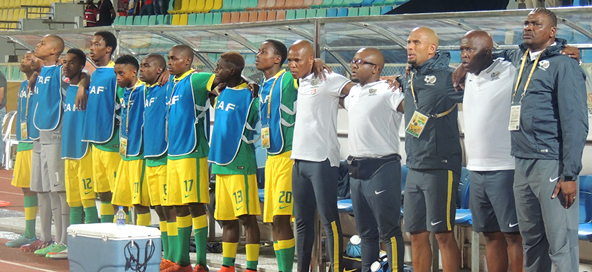 It would be an honour to beat Brazil and win the BRICS u17 Football Cup – Ntseki