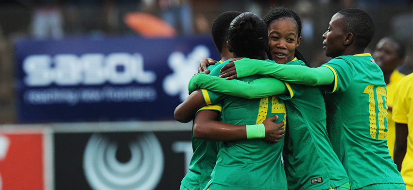 Ellis names Banyana Banyana squad to face Egypt