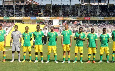 Brazil defeats Amajimbos and claims the inaugural BRICS u17 Football Cup