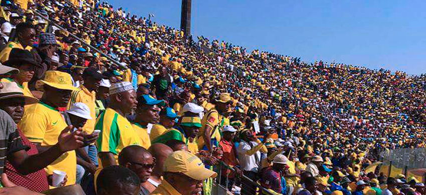 Sundowns closer to winning Champions League