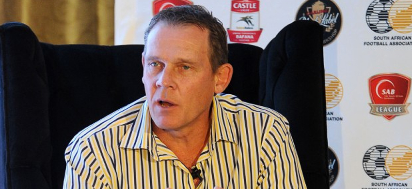 SAFA Technical Director Tovey shows improvement
