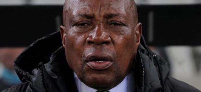 Shakes Mashaba to accompany Sundowns to Egypt