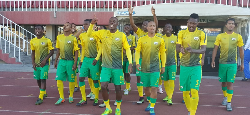 Amajita coach names squad for COSAFA U20 tournament