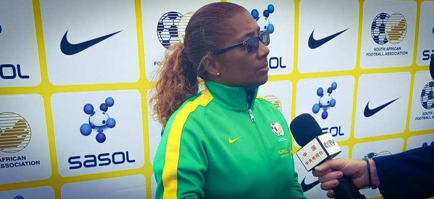 We have to set the bar even higher – Desiree Ellis