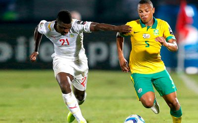 Bafana Bafana to face Senegal in Polokwane