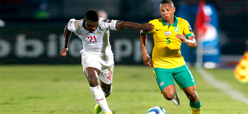 Bafana Bafana to face Senegal in Polokwane