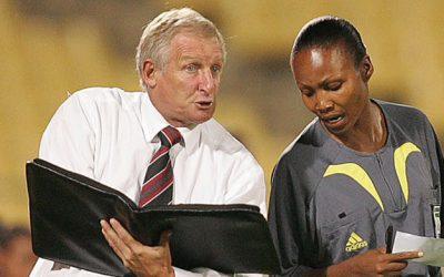 Meet PSL Female Referee Baaitse Peggy Manca