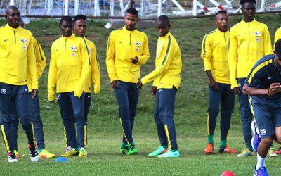 Amajita get ready for COSAFA Cup