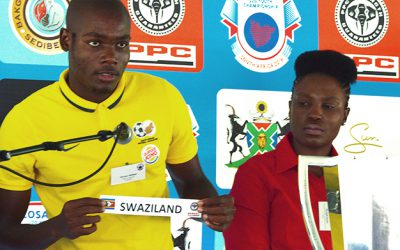 Amajita meet neighbours as they set on defending the title