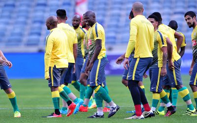 Mashaba makes changes for Senegal WC qualifier