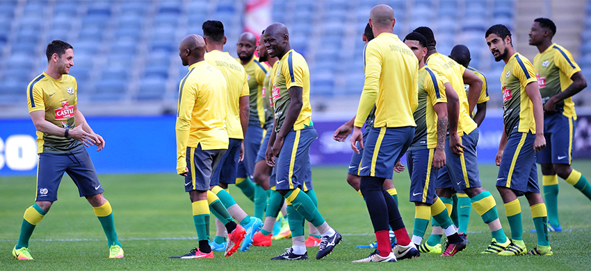 Mashaba makes changes for Senegal WC qualifier