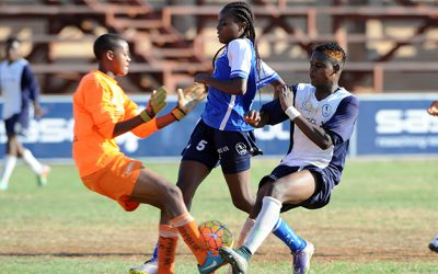 Limpopo Sasol League Roadshow Ends on a High for Kanatla Ladies FC