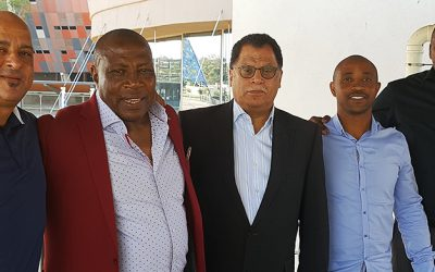 SAFA President calls for National Team coaches to scout for talent outside SA