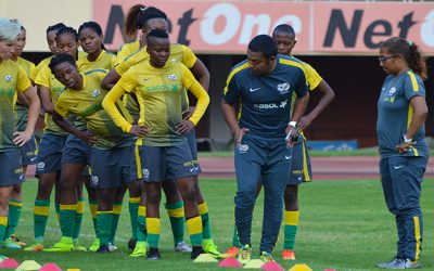 Banyana Banyana fired up ahead of Mighty Warriors friendly