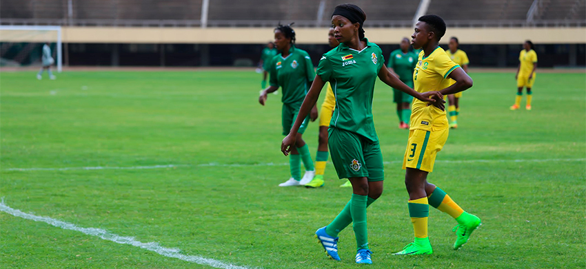 Banyana Banyana beat Zimbabwe in friendly international