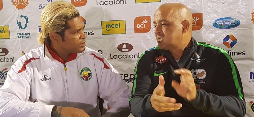 Da Gama talks about widening the pool