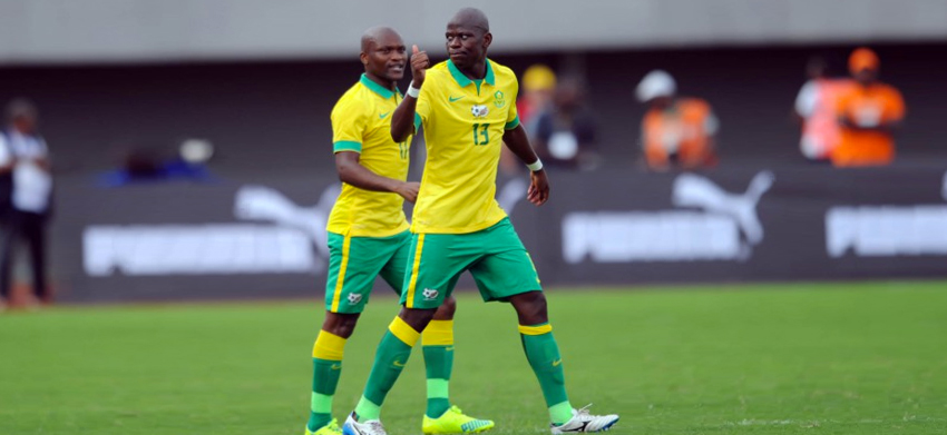 Kekana wonder goal up for FIFA award