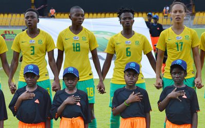 Cameroon edge Banyana Banyana in second game