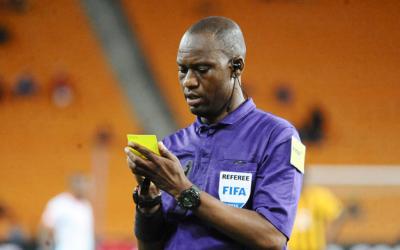 Meet PSL Referee Tinyiko Victor Hlungwani