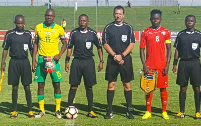 Amajita defeat Kenya in international friendly