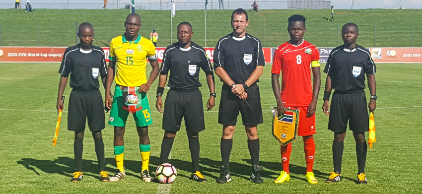 Amajita defeat Kenya in international friendly
