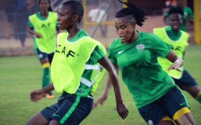 Playing Nigeria is always like a cup final – Nyandeni