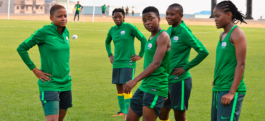 Banyana Banyana looking to change fortunes against Nigeria in AWCON semis