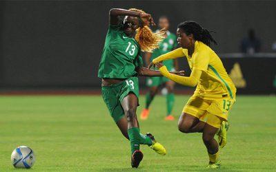 Nigeria beat Banyana Banyana to reach the final