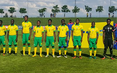 SA u20 coach announces provisional COSAFA Cup squad