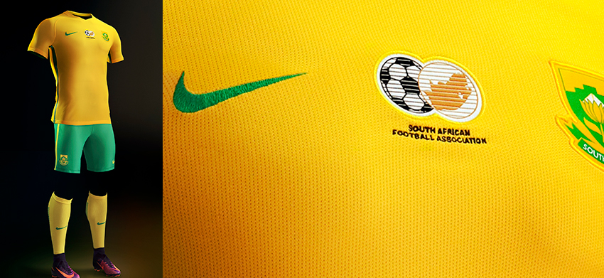 Nike and SAFA launch new kit for 2016-17