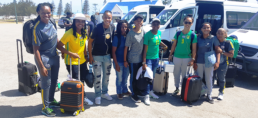 Banyana Banyana players to grace 2016 Sasol League National Champs