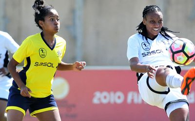 Goals galore on Day 1 of Sasol League National Champs