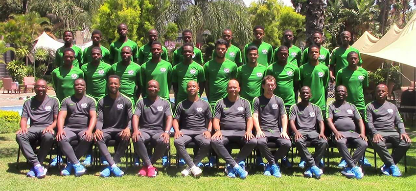 SA u20 ready for Lesotho in COSAFA CUP