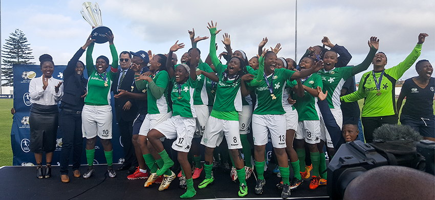 Bloemfontein Celtic crowned 2016 Sasol League National Champs