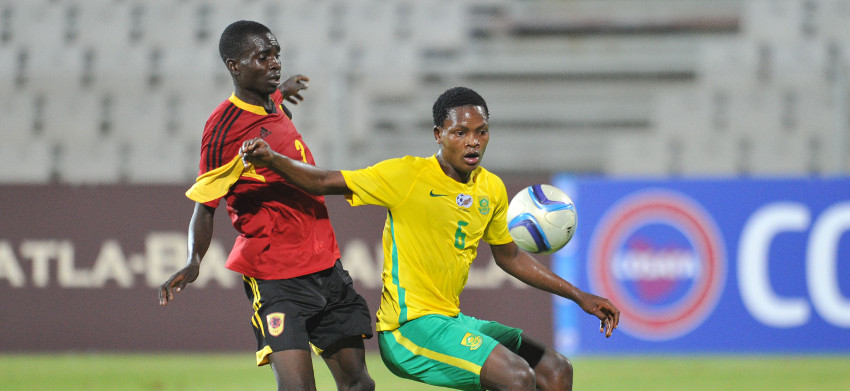 Amajita wallop Angola to book a final date with Zambia