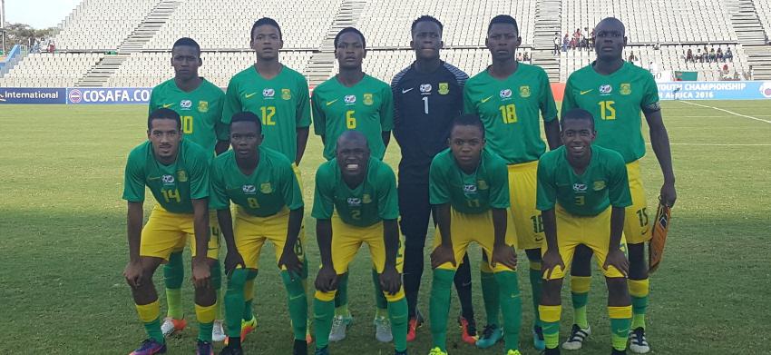 Zambia edge Amajita to win u20 COSAFA Cup