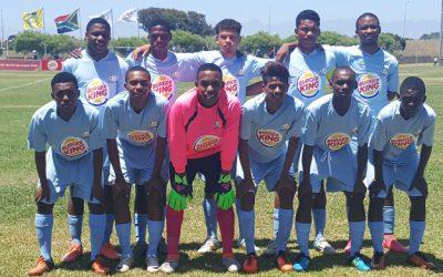 SAFA-Burger King u19 Men's Championship kicks off