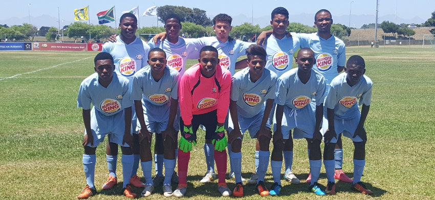 SAFA-Burger King u19 Men's Championship kicks off