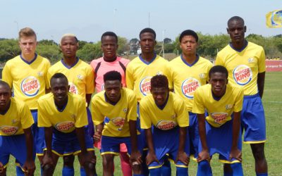 Battle lines drawn between Gauteng and Santos – SAFA-Burger King u19 Men's Championship