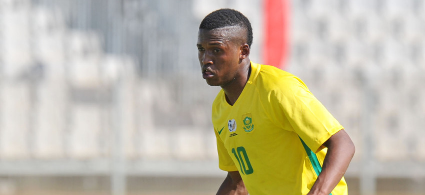 Luther Singh's dream – win COSAFA Cup with Amajita